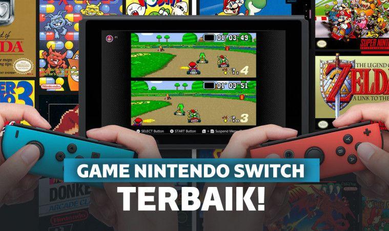 10 Game Nintendo Terbaik
