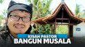 Kisah Pastor di Banyuwangi Bangun Musala Demi Umat Muslim