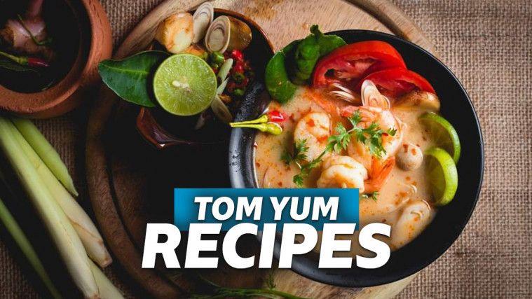 Berbagai Resep Tom Yum untuk Fans Berat Kuliner Khas Thailand | Keepo.me