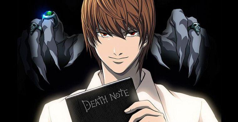 Fans Death Note Anime Wajib Tahu 20 Fakta Anime Keren Ini