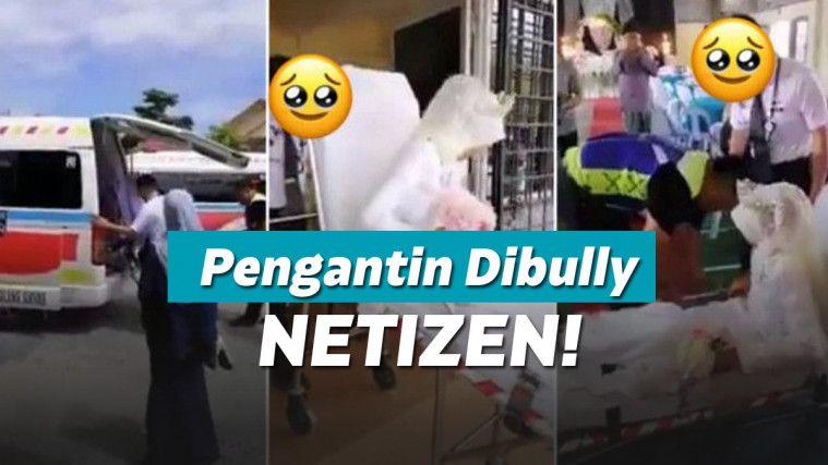 Naik Ambulans Sambil Bunyikan Sirine ke Tempat Nikah, Pengantin Ini Dibully Netizen! | Keepo.me