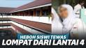 Lompat dari Lantai 4 Sekolah, Siswi SMPN 147 Jakarta Tewas. Benarkah Ada Bullying?