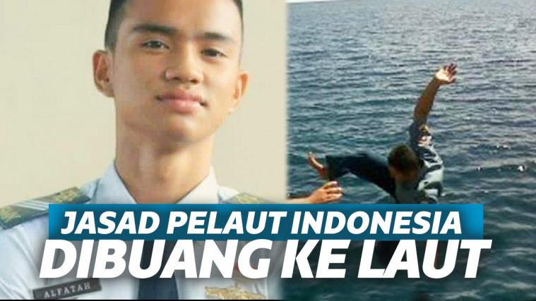Pelik! Pelaut Indonesia Meninggal di Kapal China, Mayatnya Dibuang ke Laut | Keepo.me