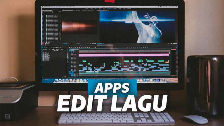 Aplikasi Edit Lagu yang Bisa Dioperasikan di PC dan Android | Keepo.me