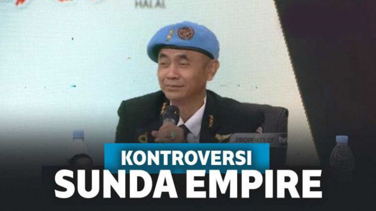 Pernyataan Kontroversial Petinggi Sunda Empire, Sebut PBB dan Pentagon Lahir di Bandung | Keepo.me