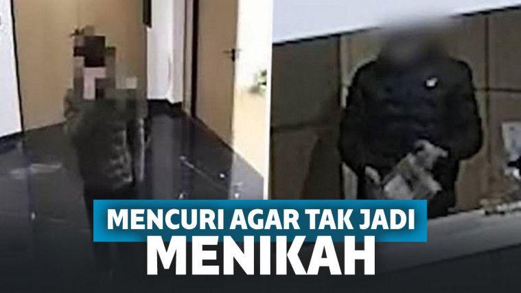 Ogah Nikahi Pacarnya, Pria Ini Mencuri Biar Ditangkap Polisi