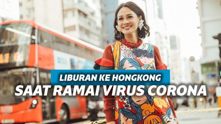 Andien Malah Liburan ke Hongkong Saat Ramai Virus Corona, Netizen: Katanya Pinter? | Keepo.me