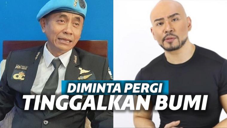 Deddy Corbuzier Sebut Sunda Empire Hasil Halusinasi, Rangga Sasana: Kalau Tidak Suka, Pergi dari Bumi! | Keepo.me