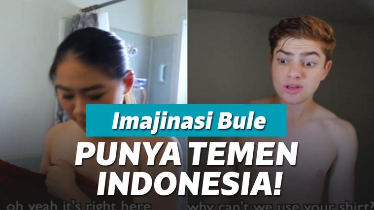 Bule Ini Menggambarkan Seperti Apa Rasanya Punya Teman Orang Indonesia, Bikin Ngakak! | Keepo.me