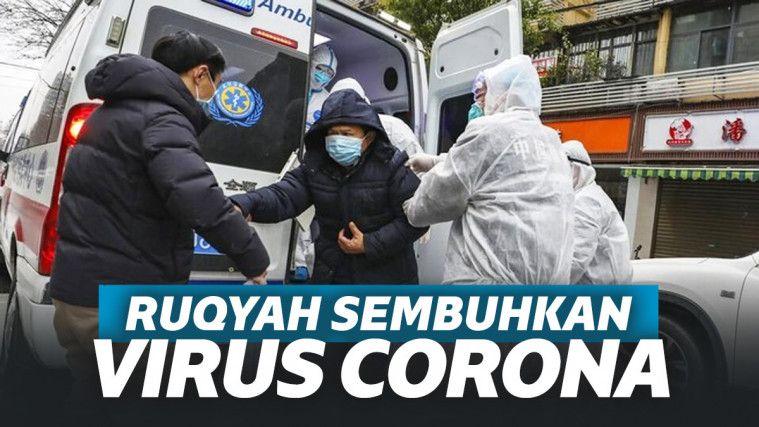 Guru Besar UIN Sebut Corona Bisa Disembuhkan Dengan Ruqyah