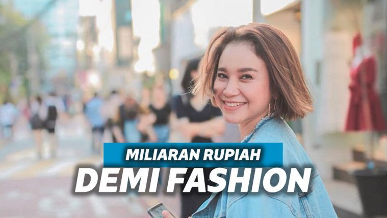 7 Artis Ini Rela Rogoh Miliaran Rupiah untuk Fashion | Keepo.me