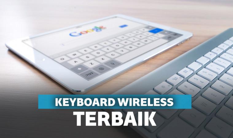 Rekomendasi 10 Keyboard Wireless Paling Oke dan Harga Bersahabat | Keepo.me