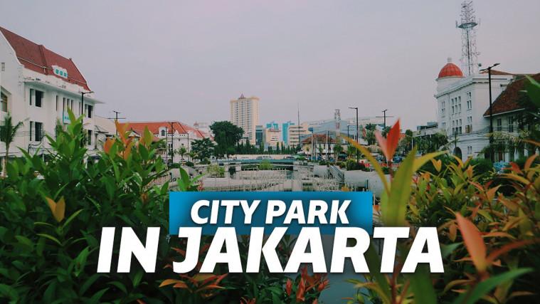 Taman di Jakarta yang Asik untuk Jadi Tempat Chill | Keepo.me
