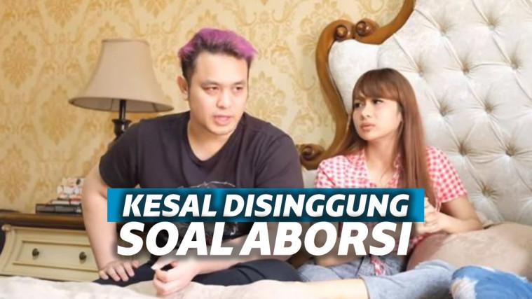 Istri Dituding Aborsi karena Bayinya Kelainan, Gilang Dirga Ngamuk: Jangan Sok Bersimpati! | Keepo.me