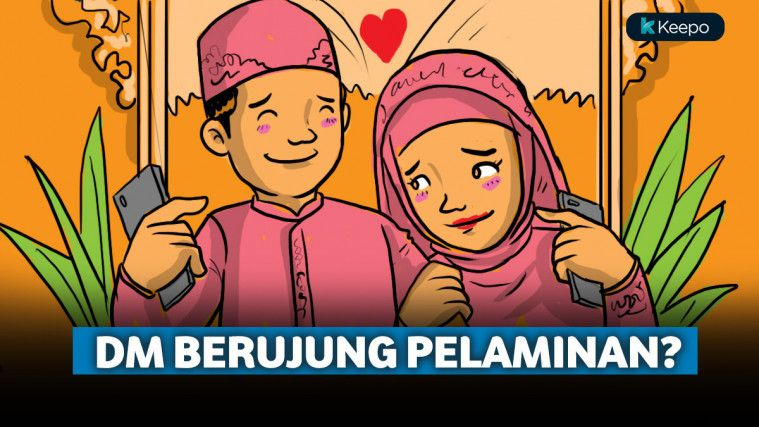 "Ketika Menikah Segampang DM ""Assalamualaikum""! | Keepo.me"