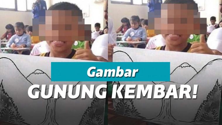 Lukisan Seorang Bocah Bikin Netizen Ngeres, Fakta Sebenarnya Bikin Geram! | Keepo.me