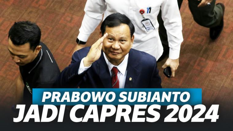 Jadi Menteri Terbaik, Kini Prabowo Juga Calon Presiden Terkuat di 2024! | Keepo.me