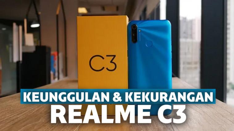 Kelebihan dan Kekurangan Realme C3, Smartphone Gaming Harga 1 Jutaan | Keepo.me