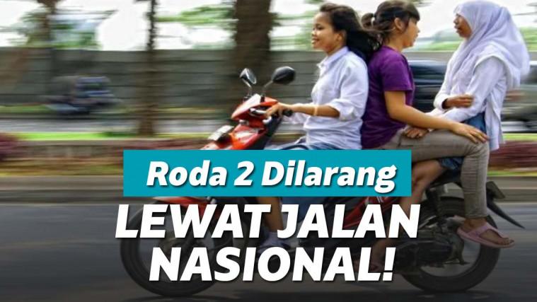 DPR Wacanakan Roda 2 Dilarang Lewat Jalan Nasional, Netizen: Naik Buroq Saja! | Keepo.me