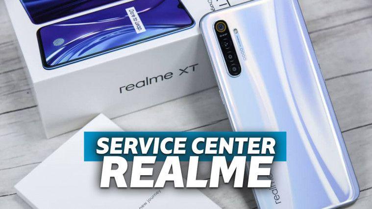 Service Center Realme Yang Tersebar Di Indonesia