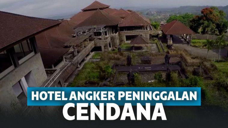 Menengok Hotel Angker Peninggalan Keluarga Cendana Di Bali
