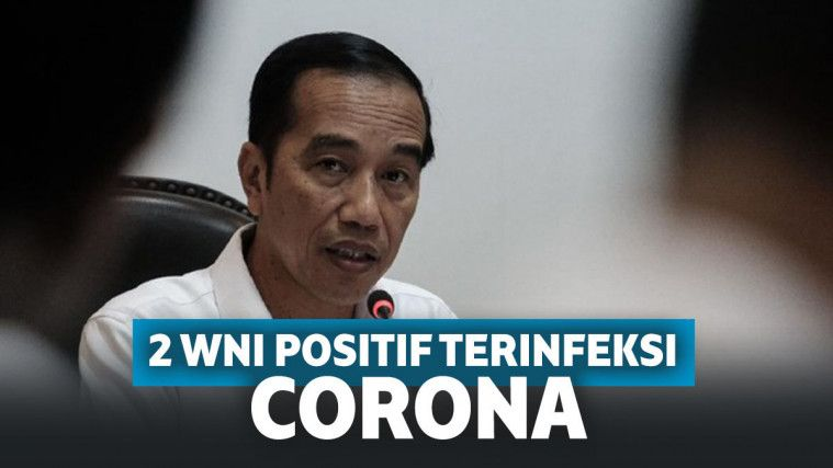 Image result for 2 wni positif corona