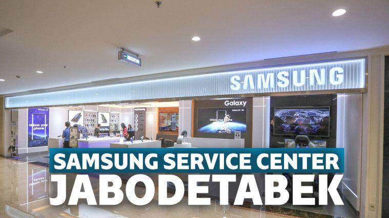 Samsung Service Center Di Jabodetabek