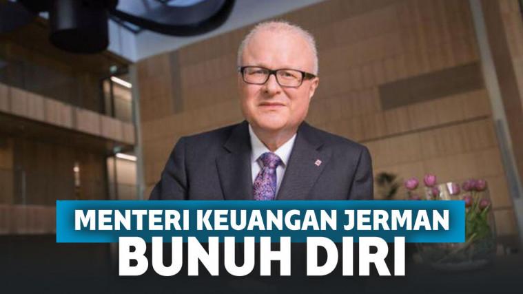 Takut Ekonomi Hancur Gara-gara Wabah Corona, Menteri Keuangan Jerman Pilih Bunuh Diri | Keepo.me
