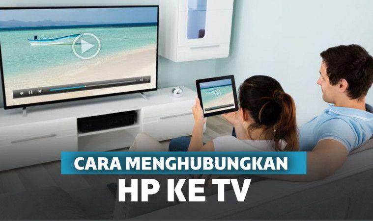 cara menyambungkan hp ke tv lewat usb