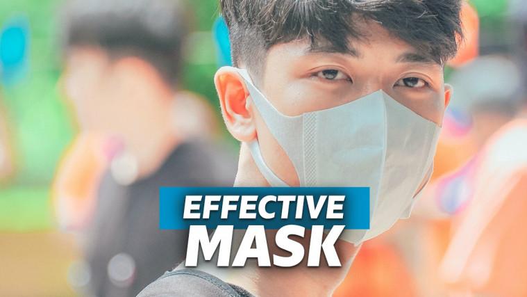 7 Masker Mulut yang Efektif Cegah Corona | Keepo.me