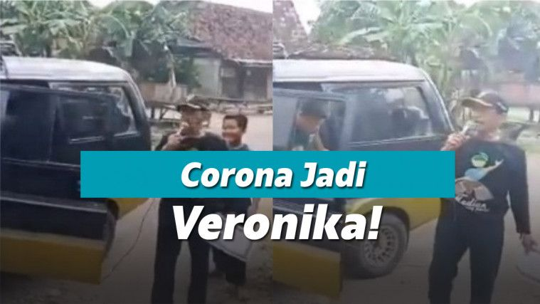 Ngakak! Berikan Sosialisasi, Kepala Desa Ini Salah Sebut Corona Jadi Veronica! | Keepo.me