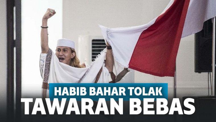 Corona Mewabah, Habib Bahar bin Smith Ogah Bebas dari Penjara, Netizen: Terlanjur Nyaman | Keepo.me