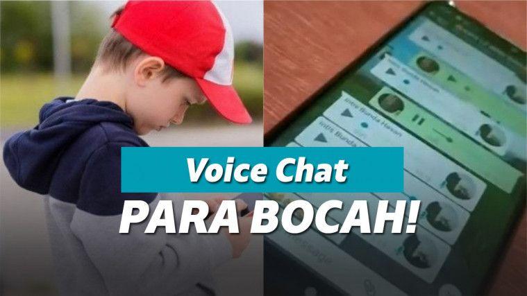 Kangen Teman Sekolah, Bocah-bocah ini Bajak HP Ortu Buat Voice Chat! | Keepo.me