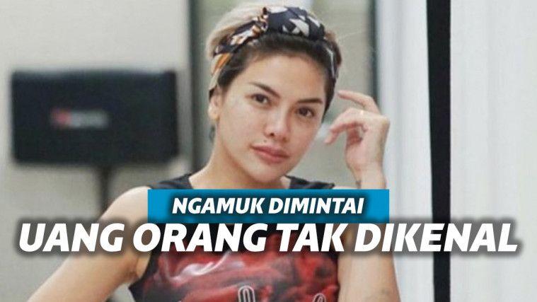 Banyak Orang Datang ke Rumah Minta Duit, Nikita Mirzani: Saya Bersedekah Bukan Karena Paksaan Gotong Royong | Keepo.me