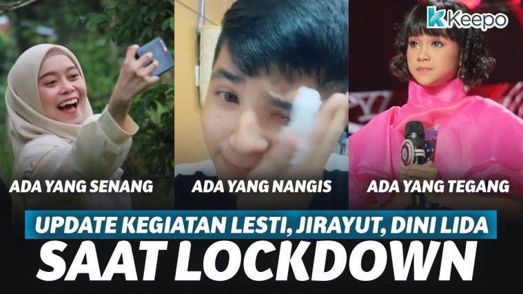 Update Kegiatan Pedangdut Saat Lockdown. Kemana Lesti dan Jirayut? | Keepo.me