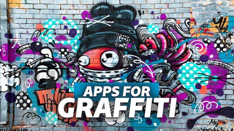 13 Aplikasi Grafiti Terbaik Untuk Android Dan Pc