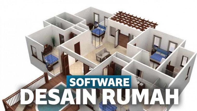 Software Desain Rumah Gratis Dan Mudah