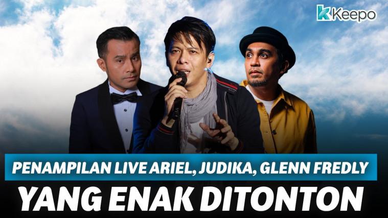 Inilah Suara Live 5 Penyanyi Populer Indonesia. Beda Nggak Ya? | Keepo.me
