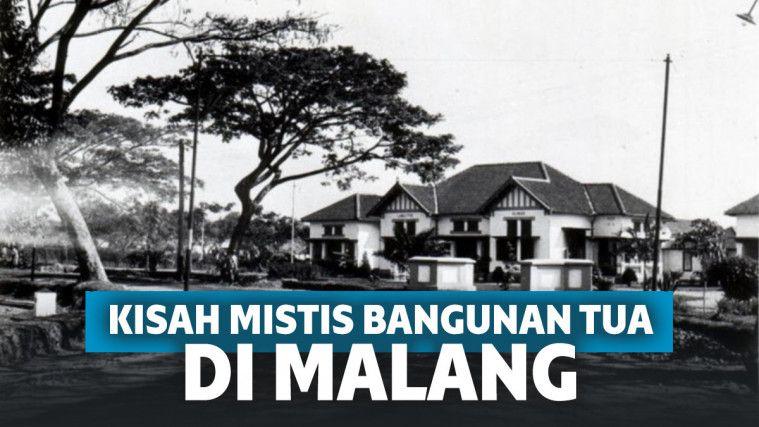 Merinding! Bangunan Tua di Malang Ini Punya Kisah Mistis yang Bikin Bergidik | Keepo.me