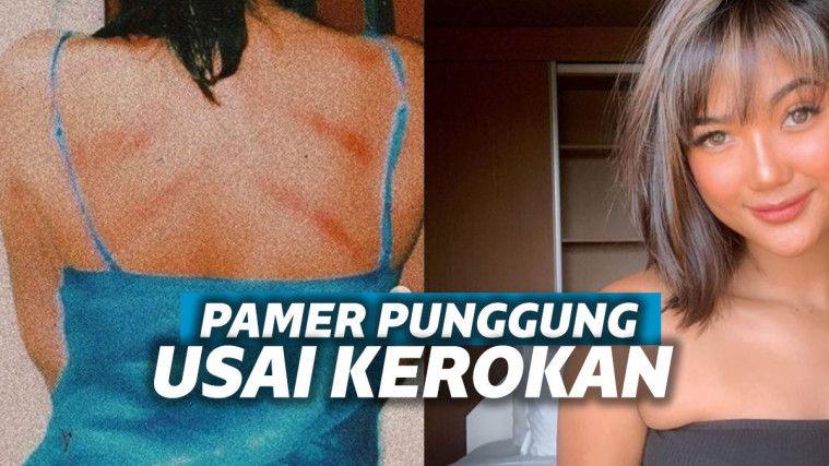 Marion Jola Unggah Foto Seksi saat Kerokan, Netizen: Pengen Jadi Tukang Keroknya | Keepo.me