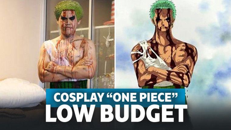 Cosplay Low Budget Anime One Piece Ini Bikin Tertawa Geli!