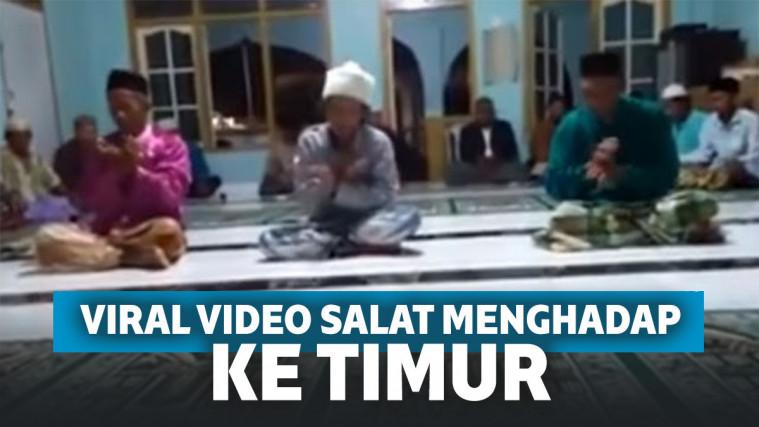 Viral Video Salat Menghadap ke Timur di Gresik, Ternyata Aliran Sesat yang Dipimpin Dukun! | Keepo.me