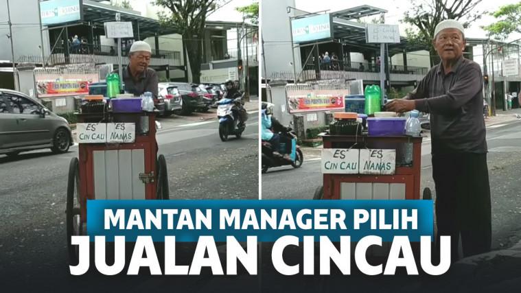Kisah Mantan Manager Bergaji Rp100 Juta di Sukabumi, Pilih Mualaf dan Jualan Es Cincau! | Keepo.me