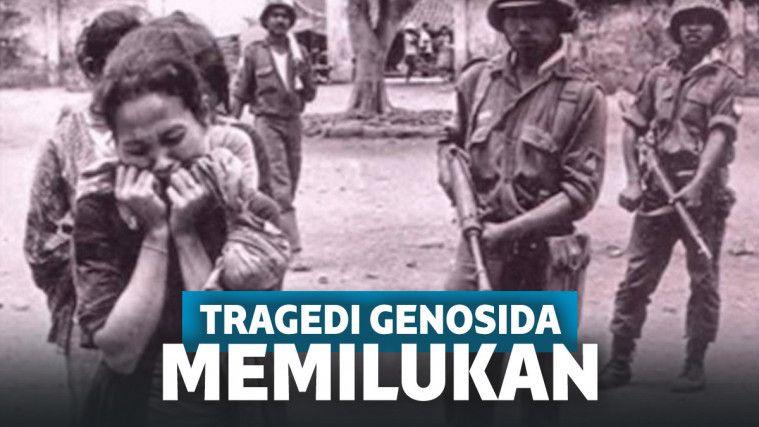 Pilu! Inilah 5 Tragedi Genosida Paling Brutal dalam Sejarah Indonesia | Keepo.me