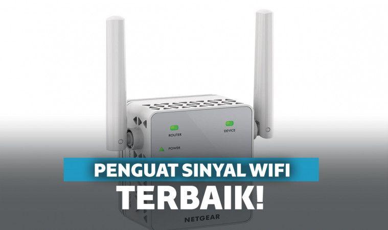 Wajib Tahu! 8 Merek Wifi Repeater Terbaik untuk Outdoor dan Jarak Jauh | Keepo.me