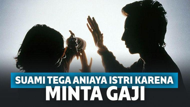 Banting Istri karena Minta Uang Belanja, Aksi Keji Suami di Riau Direkam dan Diviralkan Anaknya! | Keepo.me