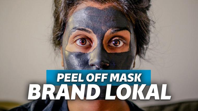 Rekomendasi Peel Off Mask Terbaik Keluaran Brand Lokal | Keepo.me