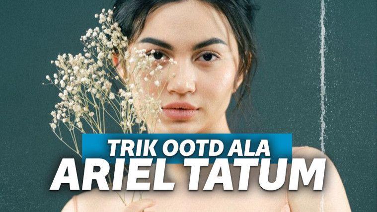 Trik Ariel Tatum dalam Berpenampilan untuk Menutupi Lekuk Tubuhnya | Keepo.me