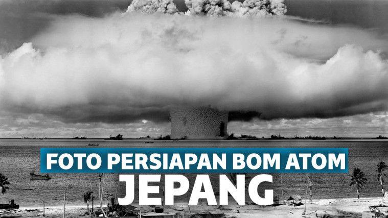 Terungkap! Foto-foto Persiapan dan Pemasangan Bom Atom Menjelang Penyerangan Hiroshima dan Nagasaki | Keepo.me