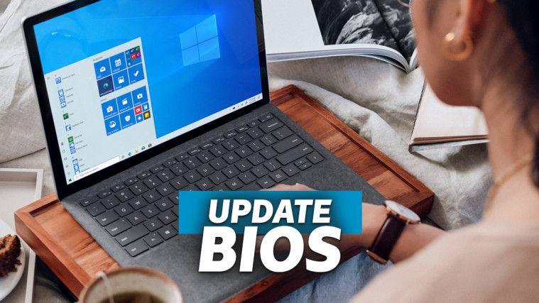 Cara Update Bios Laptop Komputer Dengan Mudah